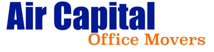 Air Capital Office Movers logo